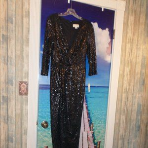 Jessica Simpson Formal Dress  Sequin Long gown